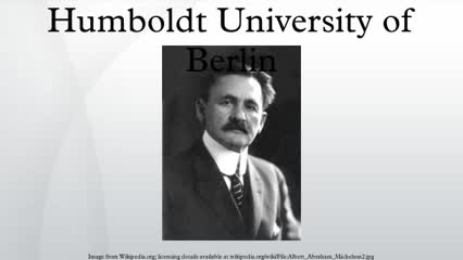 Humboldt University of Berlin GIFs