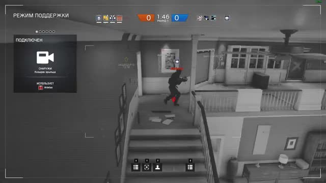 Watch and share Situation Awareness GIFs and Rainbow6 GIFs by Artetax on Gfycat