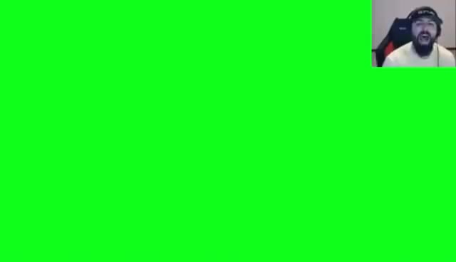 Watch and share Keemstar Screaming Green Screen GIFs on Gfycat