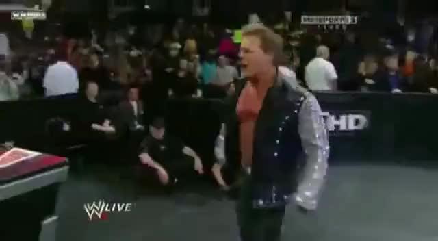 Jericho entrance part 3