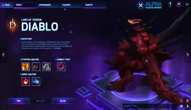Diablo Dizzy