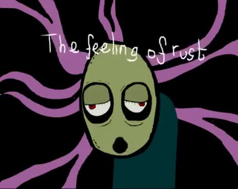 Watch and share Salad Fingers GIFs and Spoons GIFs on Gfycat