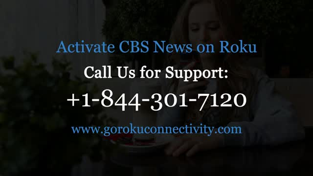 Watch Activate CBS News on Roku | Call us @ +1-844-301-7120 to activate CBS News on Roku GIF by Sophia William (@gorokuconnectivity) on Gfycat. Discover more activate cbs news on roku, cbs activate, cbs all access, cbs app, cbs com activate roku, cbs login, cbs news, cbs sign in, people & blogs, roku.com/link setup account GIFs on Gfycat