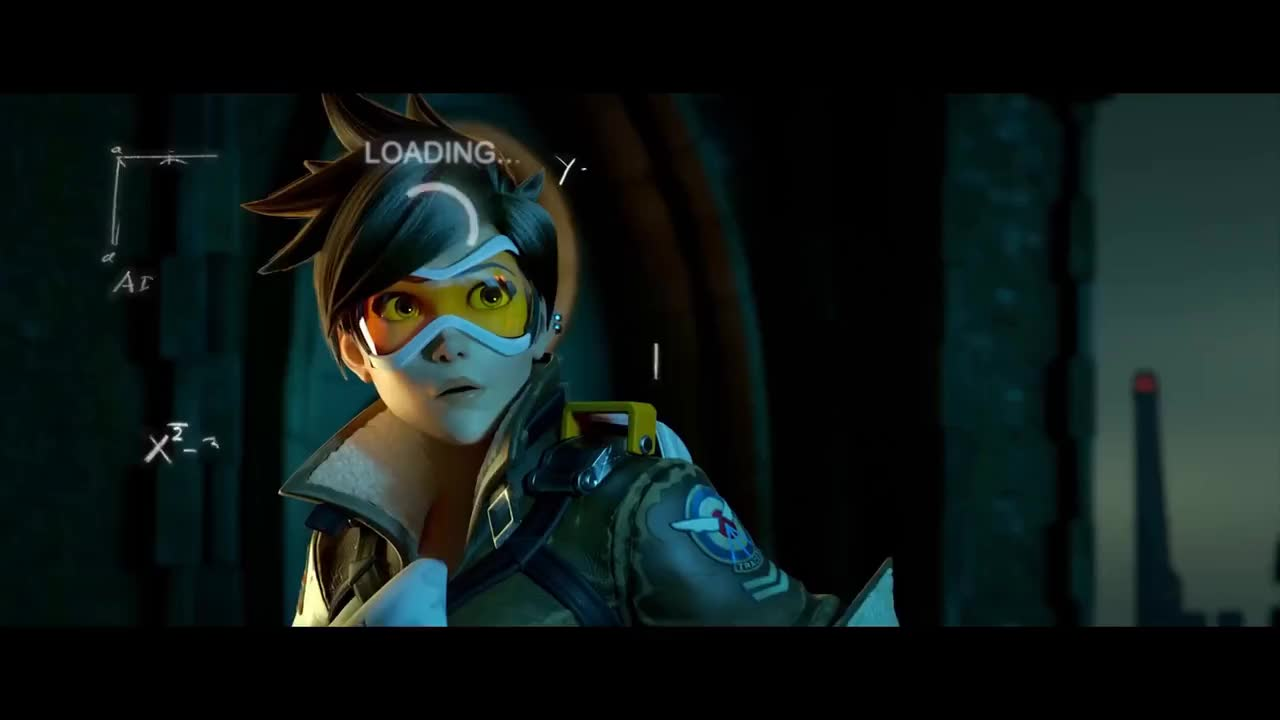 Overwatch Animated Short | Barely Alive GIFs