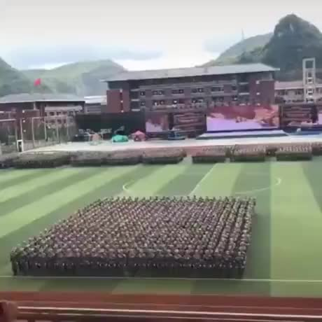 Cleverly Choreographed Countdown