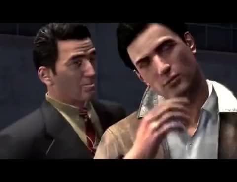 Watch Mafia GIF on Gfycat. Discover more 2010, 2011, 360, All Tags, Game, Gangster, Joe, Xbox, barbaro, best, bits, ps3, scalleta, vito GIFs on Gfycat