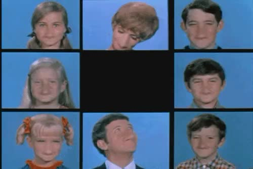 Watch and share Brady Bunch GIFs on Gfycat