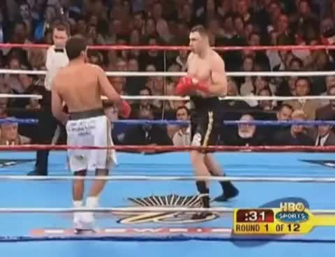 Watch Vitali Klitschko vs Corrie Sanders (Highlights) GIF on Gfycat. Discover more related GIFs on Gfycat