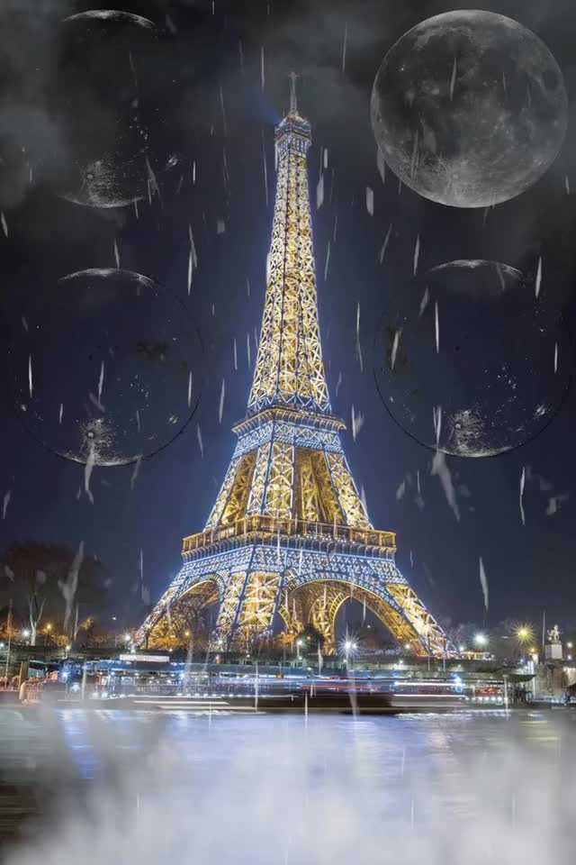 Watch this rain GIF by Photo Mirages (@insanewayne) on Gfycat. Discover more animation, audio, birds, crazy, france, lightning, paris, rain, raining, storm, the eiffel tower, weather, weird GIFs on Gfycat
