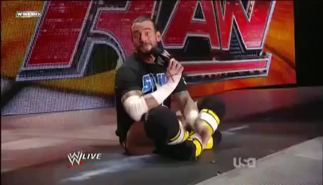 Watch Breaking The 4th Wall GIF on Gfycat. Discover more cm punk, hello, summer of punk, wwe GIFs on Gfycat