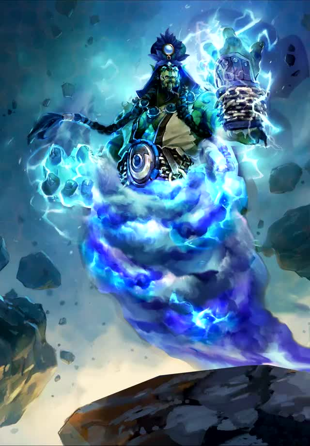 Watch and share Hearthstone GIFs and Blizzard GIFs by MZRNLeader on Gfycat