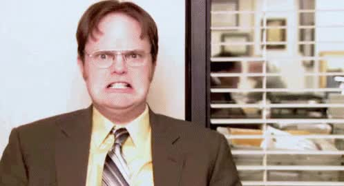 Watch this back to work GIF on Gfycat. Discover more rainn wilson GIFs on Gfycat