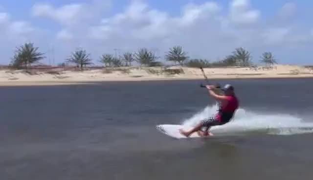 Watch and share Kitesurfing Tack GIFs on Gfycat