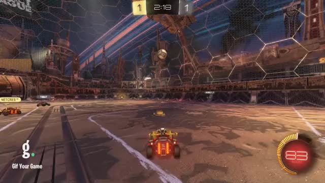 Watch Assist 1: bark bark GIF by Gif Your Game (@gifyourgame) on Gfycat. Discover more Assist, Gif Your Game, GifYourGame, Rocket League, RocketLeague, bark bark GIFs on Gfycat