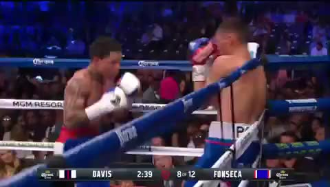 Watch Gervonta Davis vs Francisco Fonseca GIF on Gfycat. Discover more related GIFs on Gfycat