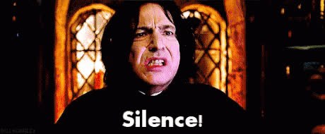 be quiet, hush, quiet, shhh, shush, shut up, silence, SILENCE GIFs