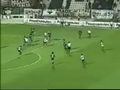 ΠΑΟΚ-ΑΕΛ 2-2 2005-06 (Τα γκολ της ΑΕΛ)