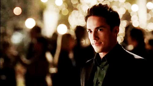Watch and share The Vampire Diaries Michael Trevino Gif GIFs on Gfycat