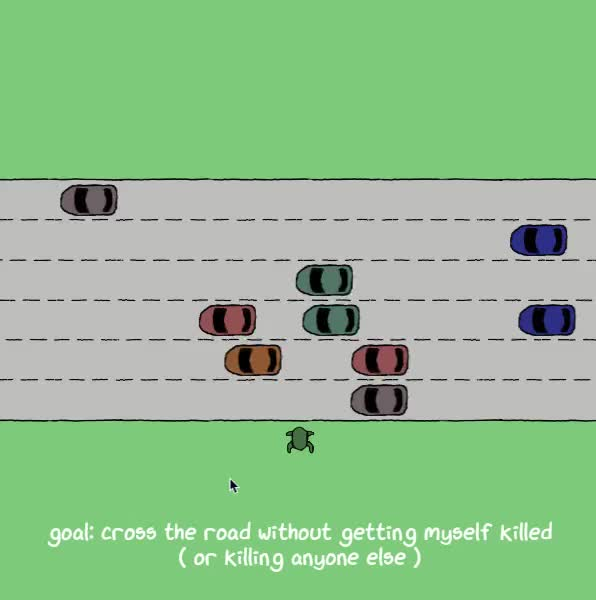 Watch and share Frogger XKCD Style By Tech-Nostalgic - Edited - Edited GIFs on Gfycat