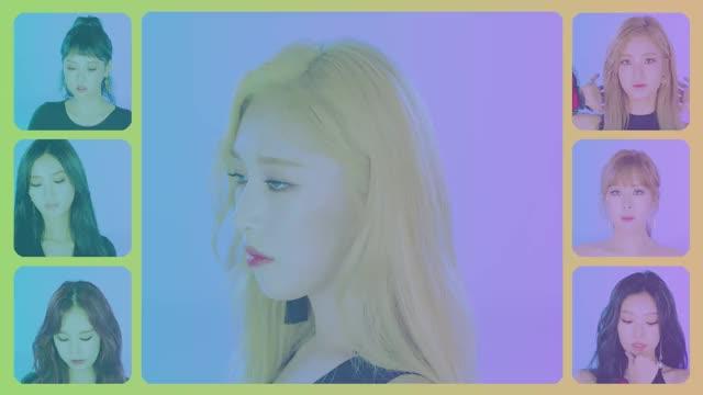 Watch and share 소나무(SONAMOO) - 금요일밤 M V Lip Ver. GIFs by blackpyobeom on Gfycat