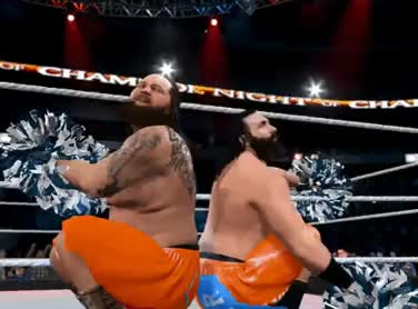 Watch and share Can We Get A Best Wrestling Gifs Thread? : SquaredCircle GIFs on Gfycat