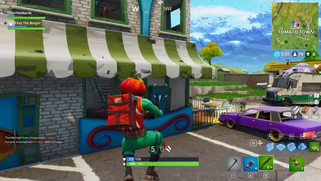 Watch and share Tomato Town GIFs and Fortnite GIFs on Gfycat