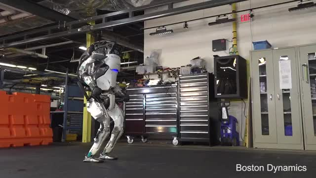 Watch and share Boston Dynamics GIFs on Gfycat