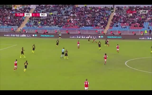 Watch Joe Hart Goal - 72' GIF by @carlosweiner on Gfycat. Discover more mcfc, soccer GIFs on Gfycat