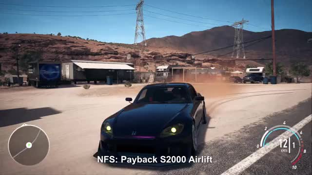 Watch Honda S2000  GIF by Xbox DVR (@xboxdvr) on Gfycat. Discover more NeedforSpeedPayback, iTk x PR3D4T0R, xbox, xbox dvr, xbox one GIFs on Gfycat