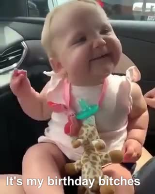 Watch and share My Birthday Bitches GIFs by Sarah Chenette on Gfycat