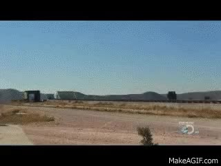 Watch Mythbusters - Compact Compact Rocket Sled GIF on Gfycat. Discover more related GIFs on Gfycat