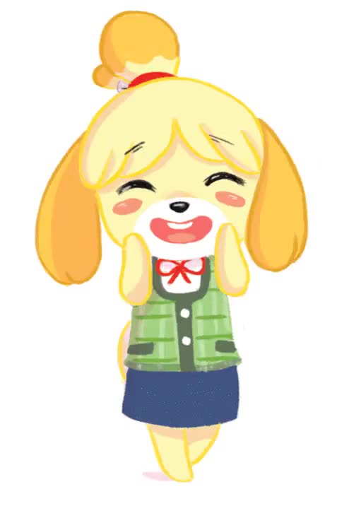Watch and share Animal Crossing GIFs and Courtney Art GIFs on Gfycat