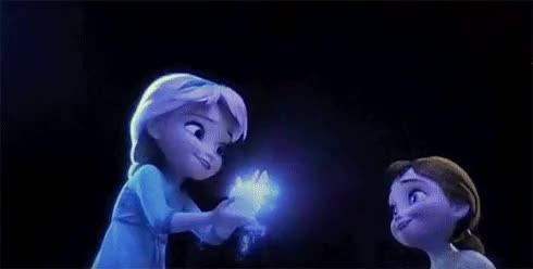 Watch and share Love Them So Much GIFs and Elsa And Anna GIFs on Gfycat