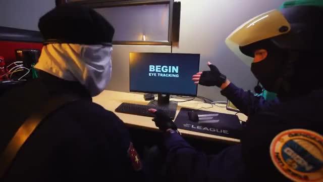 Watch Inappropriate Eye Tracking | Esports 101: CS:GO GIF on Gfycat. Discover more CS, csgo, eleague, esports, gaming, go, tbs, turner, twitch GIFs on Gfycat