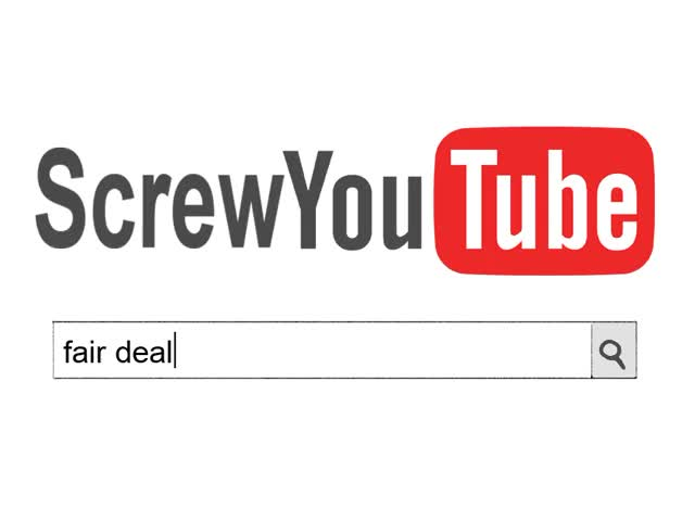 Watch and share Screw Youtube Fair Deal GIFs on Gfycat