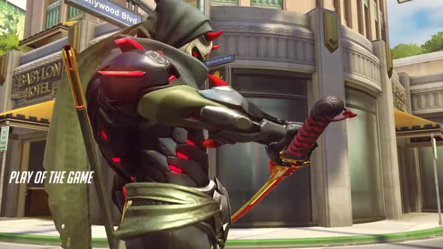 Watch and share Overwatch GIFs and Potg GIFs by ethankairos on Gfycat