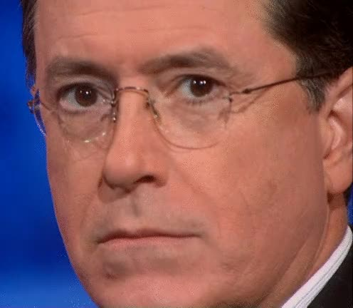 Watch and share Colbert GIFs and Smile GIFs by Kishin Shinoyama on Gfycat