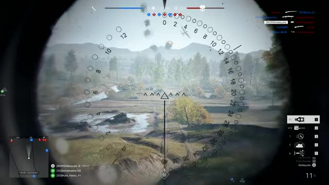Watch and share Battlefield GIFs and Tigertank GIFs by Addequate PC Gaming on Gfycat
