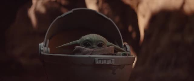 Watch and share The Mandalorian GIFs and Baby Yoda GIFs by DeLarge on Gfycat