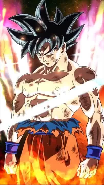 Top 30 Goku Ultra Instinct Gifs Find The Best Gif On Gfycat