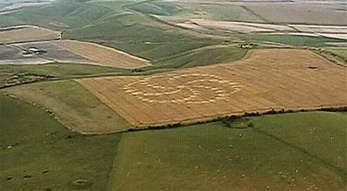 Holofractal Crop Circles GIFs