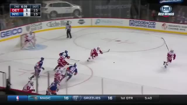 Watch Detroit Red Wings - 71-to-40, 8 with the finish GIF on Gfycat. Discover more detroitredwings, hockey GIFs on Gfycat