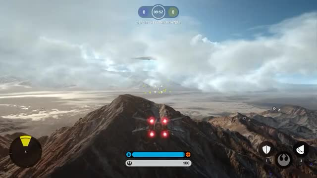Watch and share Deep Learning Play Star Wars Battlefront - Entry To Battle GIFs on Gfycat