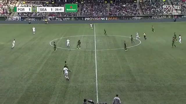 Watch and share Blanco Goal Portland V Seattle 4nov2018 GIFs by C.I. DeMann on Gfycat
