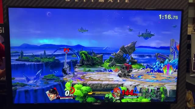 Watch and share Smash Bros Ultimate GIFs and Ganondorf GIFs on Gfycat