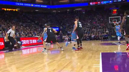 Watch Ty Lawson — Sacramento Kings GIF by Off-Hand (@off-hand) on Gfycat. Discover more 010617 GIFs on Gfycat