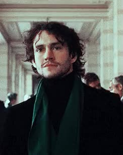 Watch and share Hugh Dancy GIFs on Gfycat