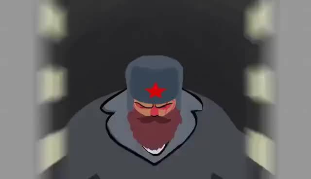 Watch and share Ra Ra RasPutin Animation 720 1080 HD Version @slocband @paceaudio GIFs on Gfycat