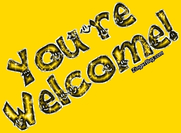 you re welcome clip art free animated youre welcome clipart GIFs