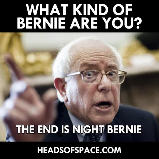 Watch and share Bernie Sanders GIFs by battmann on Gfycat